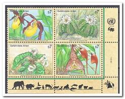 VN 1996, Postfris MNH, Flowers, Plants - Wenen - Kantoor Van De Verenigde Naties