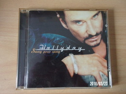 CD - Johnny Hallyday - Sang Pour Sang - Rock