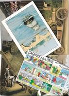 Lot En Vrac - Lot De 205 Cartes Postales Toutes Vierges _ Toutes De France - - Postcards