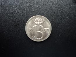 BELGIQUE : 25 CENTIMES  1970   KM 153.1   SUP+ - 02. 25 Centimes