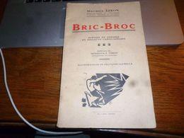 CB9 Bric-Broc M Lixon Poèmes Et Poésies En Dialecte Carolorégien Wallon - Belgique