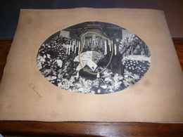 CB9F2 Post Mortem Photo 24x17 Mortuaire Mortuary Cercueuil - Photographie