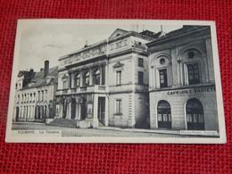 TOURNAI  -  Le Théâtre - Doornik