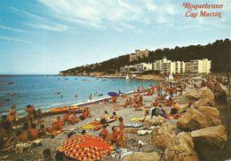 ROQUEBRUNE-CAP-MARTIN. La Plage.  (scan Verso) - Roquebrune-Cap-Martin