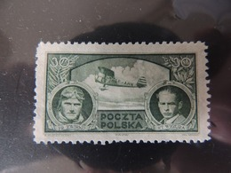Pologne 1933 - N° 364 Victoire Polonaise Dans La Coupe D'Europe Des Avions De Tourisme - Unused Stamps