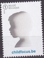BELGIQUE 2018  20 Ans De CHILD FOCUS MNH** - Belgique