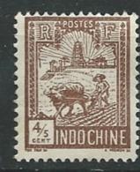 INDOCHINE -  Yvert N° 126 (*) -  Pa10808 - Indochina (1889-1945)