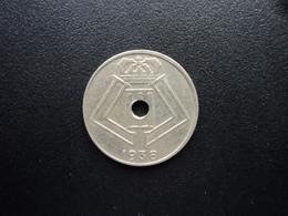 BELGIQUE : 10 CENTIMES  1938  KM 112   TTB - 02. 10 Centimes