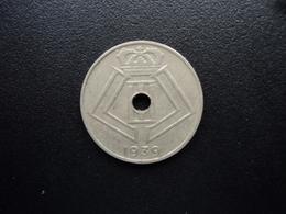 BELGIQUE : 10 CENTIMES  1939  KM 113.1   TTB - 02. 10 Centimes