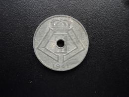BELGIQUE : 10 CENTIMES  1941  KM 125   TB+ - 02. 10 Centimes