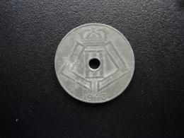 BELGIQUE : 10 CENTIMES  1943  KM 125   TTB - 02. 10 Centimes