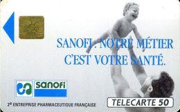 F122A  1990 SANOFI  50 SO2 - Francia