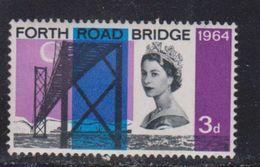 GREAT BRITAIN Scott # 418 MNH - Forth Road Bridge - 1952-.... (Elizabeth II)