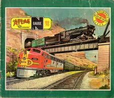 Catalogue ATLAS Rivarossi N Gauge 1969/70  1/160 - En Anglais, Italien, Allemand Et Français - Books And Magazines