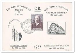 Les Collectionneurs Reunis 1957, Tentoonstelling Van 23-2 Tot 16-3 - Tentoonstellingen
