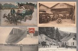 Lot De 100 Cartes Postales Anciennes Diverses Variées - Très Très Bon Pour Un Revendeur Réf, 171 - Postcards