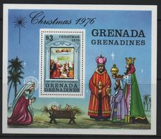 LOT 680 -  GRENADE GRENADINES  BF    N° 24 ** -  PEINTURE  :  RELIGIEUX (crèche) - Religione