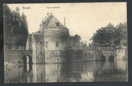 +++ CPA - BRUGES  BRUGGE - Porte Maréchal - Nels  Série 12 N° 84  // - Brugge