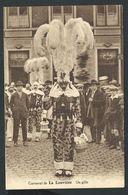 +++ CPA - Carnaval De LA LOUVIERE - Un Gille   // - La Louvière