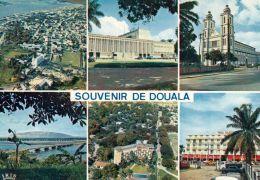 1 AK Kamerun Cameroun * Die Ehemalige Hauptstadt Douala - Die Größte Stadt Kameruns - U.a. Die Kathedrale * - Camerún