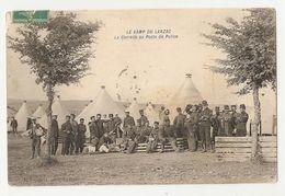 12 Camp Du Larzac, La Gamelle Au Poste De Police (1907) - La Cavalerie