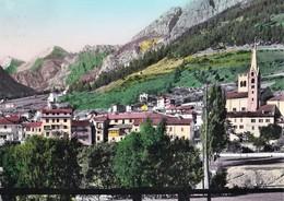 BORMIO (SO) - PANORAMA -  F/G - V: 1957 - Italia