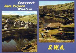 1 AK Namibia * Ansichten Vom Daan-Viljoen-Wildpark - Ein Naturschutzgebiet In Namibia - Namibia