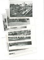 17 CPA 1916 Der Grosse Schlachtfeld Bei Bertoncourt (bei Rethel) Bétheniville Berthoncourt Mourmelon Marnekanal Etc. - War 1914-18