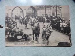 45, ORLEANS, FETES DE JEANNE D'ARC, 500e ANNIVERSAIRE 1929, GRAND CORTEGE HISTORIQUE - Orleans
