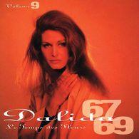 DALIDA   Le Temps Des Fleurs 67/69 - Music & Instruments