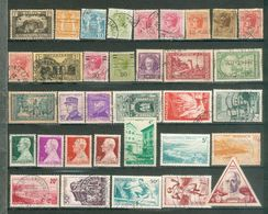 MONACO ; 1922-1951 ; Y&T N° ; Lot : 10 ; Oblitéré - Monaco