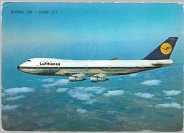 Avion BOEING 747 / JUMBO JET  LUFTHANSA - 1946-....: Moderne