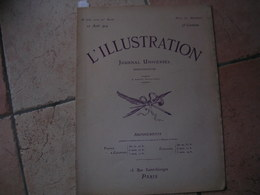 L'ILLUSTRATION  N° 3730 - 22 AOUT 1914 - Zeitungen