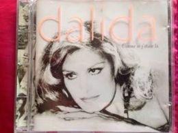 DALIDA   Comme Si J Etais La - Music & Instruments