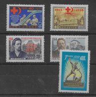 3 Series De Rusia  Nº Yvert 2094/95, 2253/54 Y 2265 ** - 1923-1991 URSS