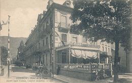 LUCHON - HOTEL DE LA POSTE - OUVERT TOUTE L'ANNEE - CONFORT MODERNE - Luchon