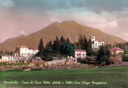 MOMBELLO (VA) - CASA DI CURA VILLA ADELE E VILLA PAX -  F/G - N/V - Italia