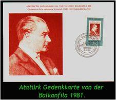 TURKEY , EARLY OTTOMAN SPECIALIZED FOR SPECIALIST, SEE...Gamnzsache Von Der Balkanfils 1981 - 1921-... Repubblica