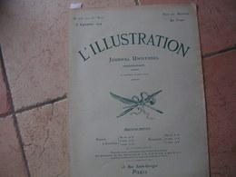 L'ILLUSTRATION  N° 3732 - 5 SEPTEMBRE 1914 - Zeitungen