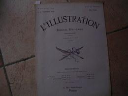 L'ILLUSTRATION  N° 3733 - 12/19 SEPTEMBRE 1914 - Zeitungen