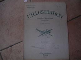 L'ILLUSTRATION  N° 3736 - 10 OCTOBRE 1914 - Zeitungen
