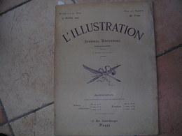 L'ILLUSTRATION  N° 3737 - 17 OCTOBRE 1914 - Zeitungen