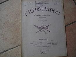 L'ILLUSTRATION  N° 3748 - 2 JANVIER 1915 - Zeitungen