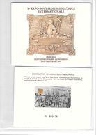 Télécarte  MONACO  50 U  Neuve  1000 Ex  N° 410  Bloc  Avec  Enveloppe  Voir  Description - Monaco