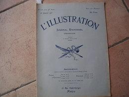 L'ILLUSTRATION  N° 3751 - 23 JANVIER 1915 - Zeitungen