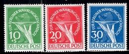 Berlin YT N° 54/56 Neufs *. B/TB. A Saisir! - [5] Berlin