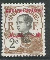 Kouang Tcheou -   Yvert N°   19 (* )   Pa10939 - Unused Stamps
