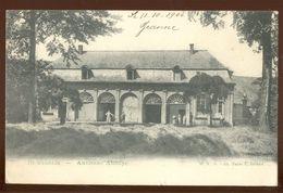 Cpa Saint Ghislain   Abbaye  1906 - Saint-Ghislain
