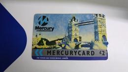 Mercury-(9mera089666)-gpt Card-(7)-(2£)-used Card+1card Prepiad Free - United Kingdom