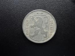 BELGIQUE : 1 FRANC  1941   KM 127   TTB - 1934-1945: Leopold III